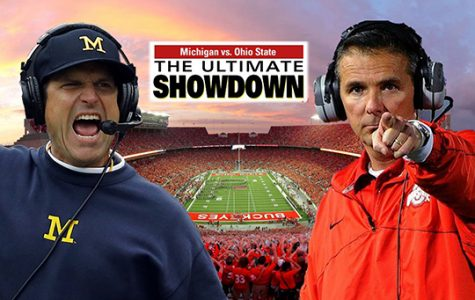 Coach Meyer and Coach Harbaugh are ready for the big game.