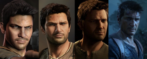 Uncharted graphic changes