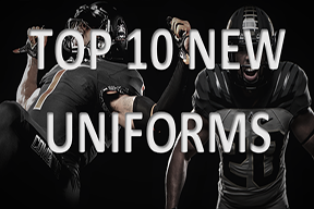 Check out college football's best new Uni's
