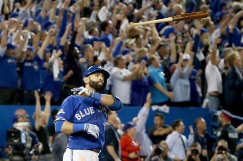 Jose Bautista's legendary bat flip