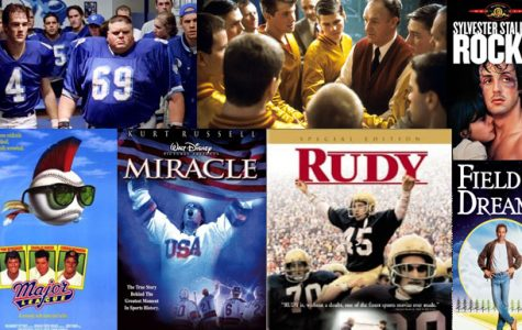 Spirit found within sports movies