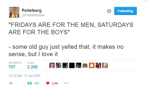 Feitleburg's tweet