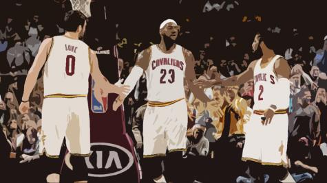 Cavaliers look to dominate// Edited by Joe Reiter