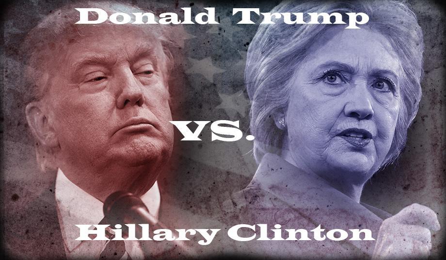 Donald J. Trump vs. Hillary Clinton