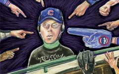 Come on out Steve Bartman, Chicago forgives you