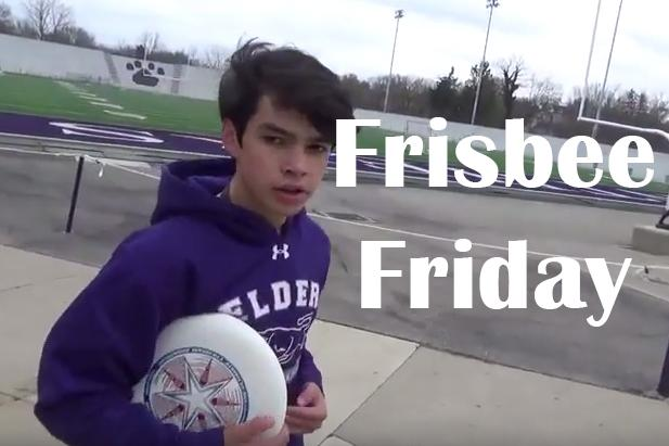 Frisbee+Friday%3A+an+ongoing+Tradition
