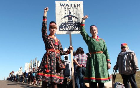 Victory in protest against the Dakota Access Pipeline