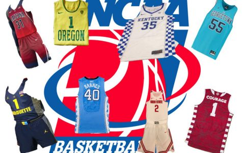 Best college basketball jerseys of 2016-17