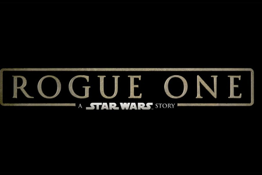 The title of Rogue One.