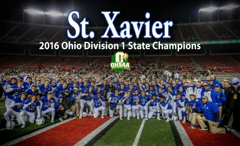 St. Xavier takes home the state championship