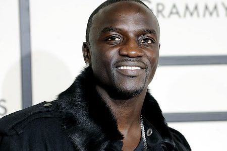 Akon gives back