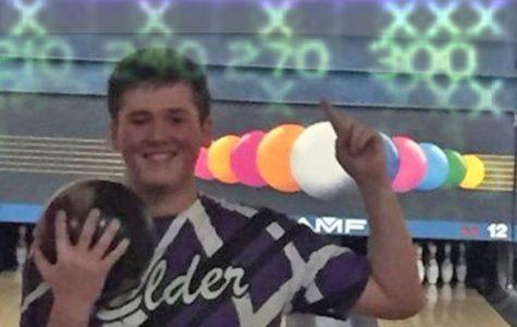 Elder Bowling rolls thunder