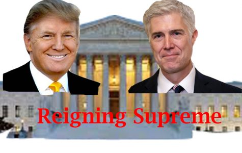 Supreme Court, Trump appoints Gorsuch