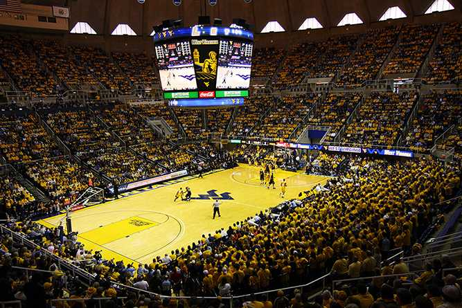 College Basketball: The 10 ugliest courts – The Purple Quill