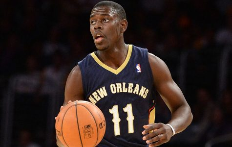NBA point guard Jrue Holiday shows generosity