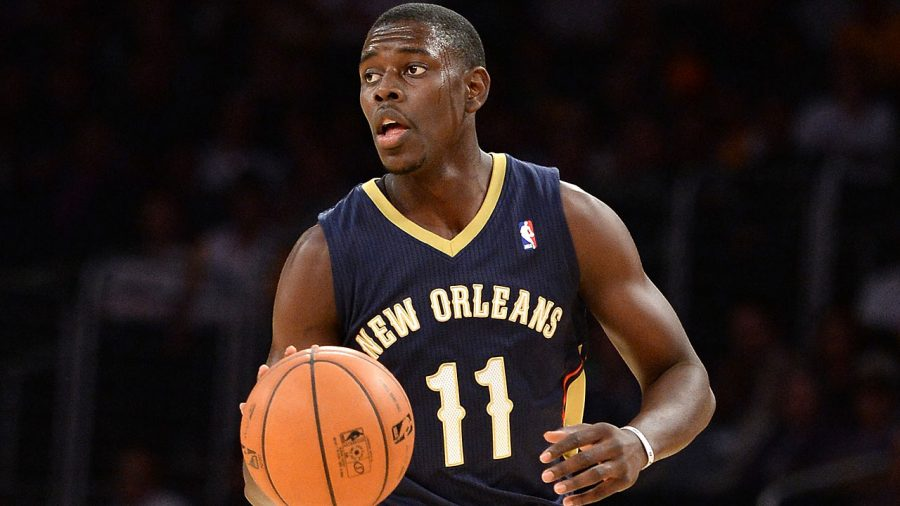 NBA+point+guard+Jrue+Holiday+shows+generosity