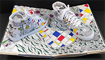 Elder students compete in Vans Custom Culture contest