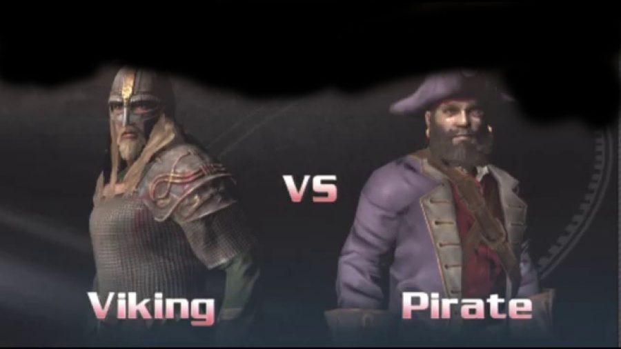 Pirates+vs.+Vikings