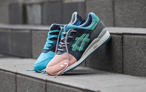 No surprise here: Asics runs the game