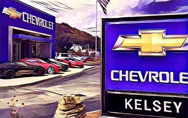 The+view+of+Kelsey+Chevrolet+from+Route+50+in+Lawrenceburg.+edited+by+Matt+King