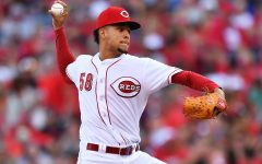 Reds starting pitching; the good and the horrible