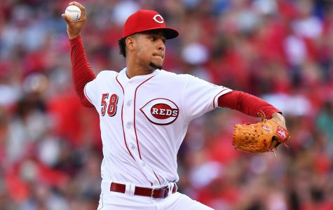 The reds are going to lean on Rookie Starter Luis Castillo for years to come to lead the reds to a world series title