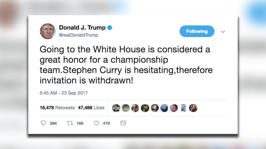 Trump+tweet