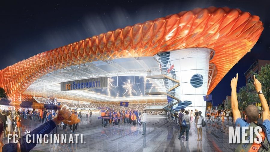 Where will FCC's new stadium be?
