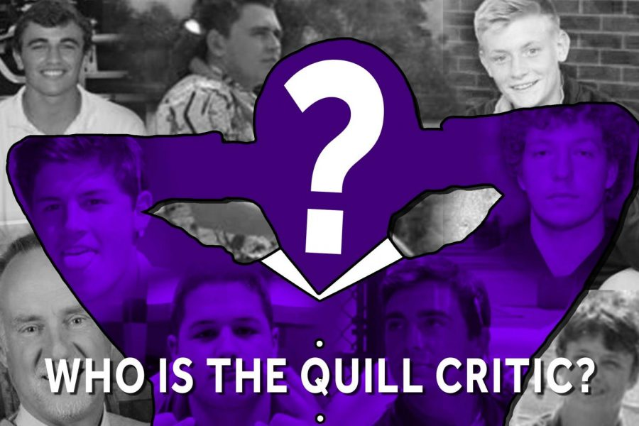The man trolling The Quill site
