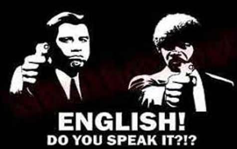 English. Do you speak it?