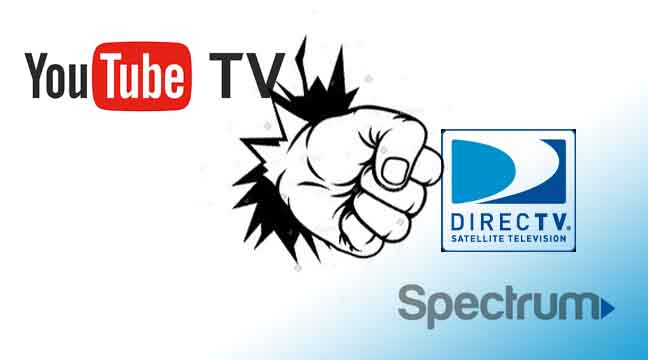 You tube TV looking forward to crush the competitors and become a dominant force in the future for TV.