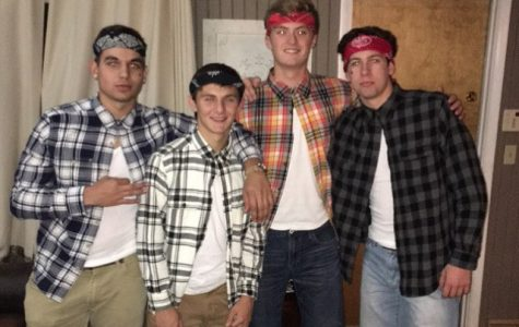 Jaw dropping costumes seen over Halloween weekend
