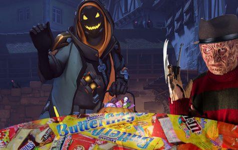 High school Halloween traditions