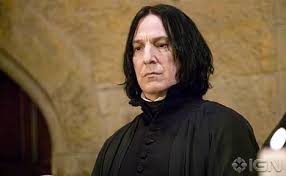 Snape all represents evil teachers