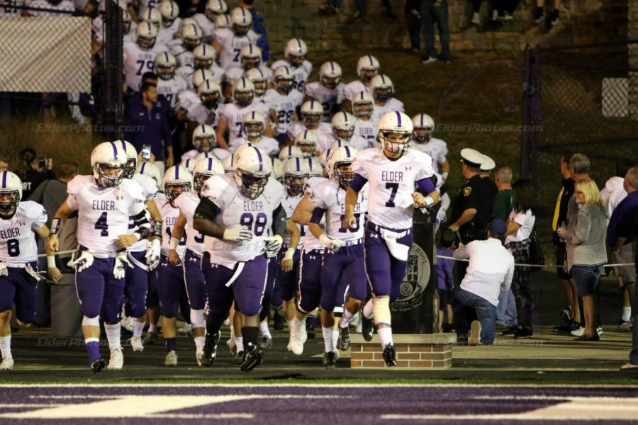 Thank you, Elder Football.
