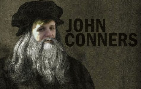 John has some da Vinci characteristics