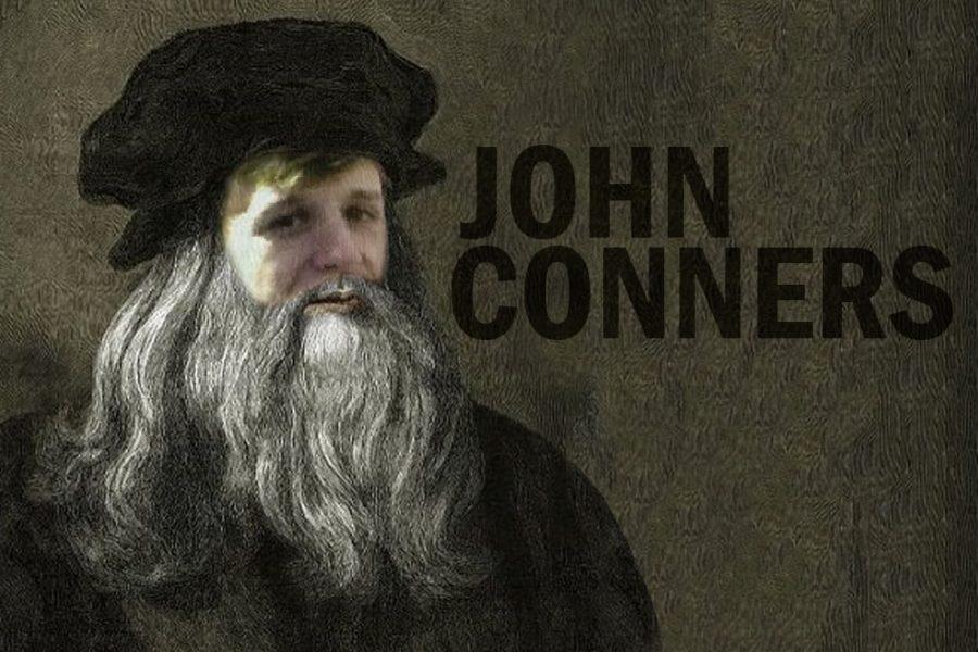 John has some da Vinci characteristics