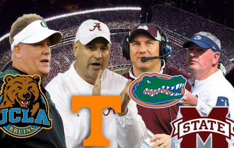 A few of the newest faces in some of the top college football programs