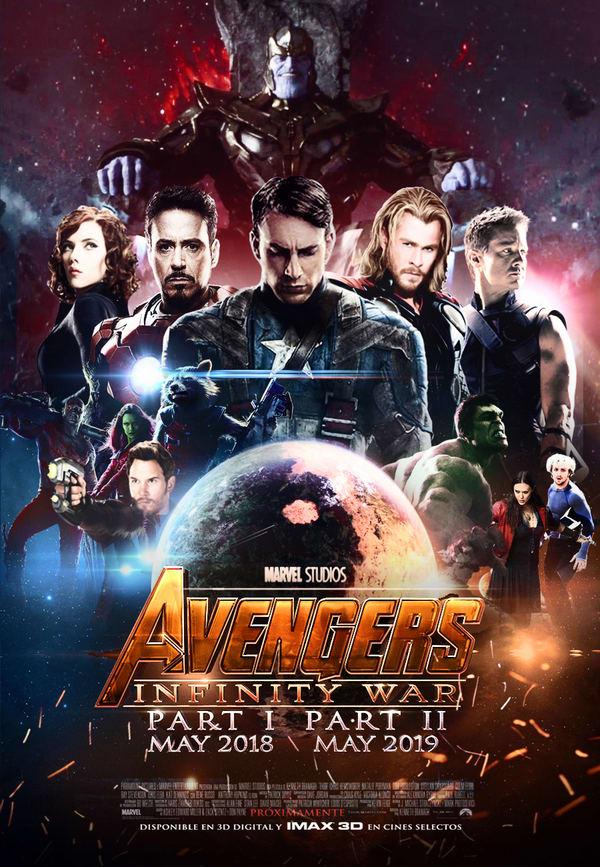 best-fan-made-avengers-infinity-wars-posters
