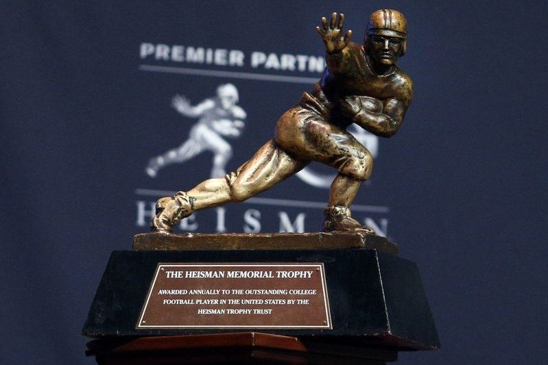2017 Heisman Trophy finalists