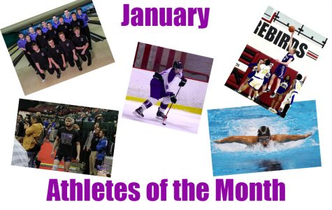Athletes of the Month-January