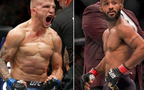 Mighty Mouse vs Dillashaw: The Super Fight