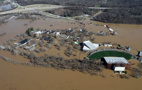 Floods shock the tristate