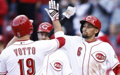 Reds look to retake the central