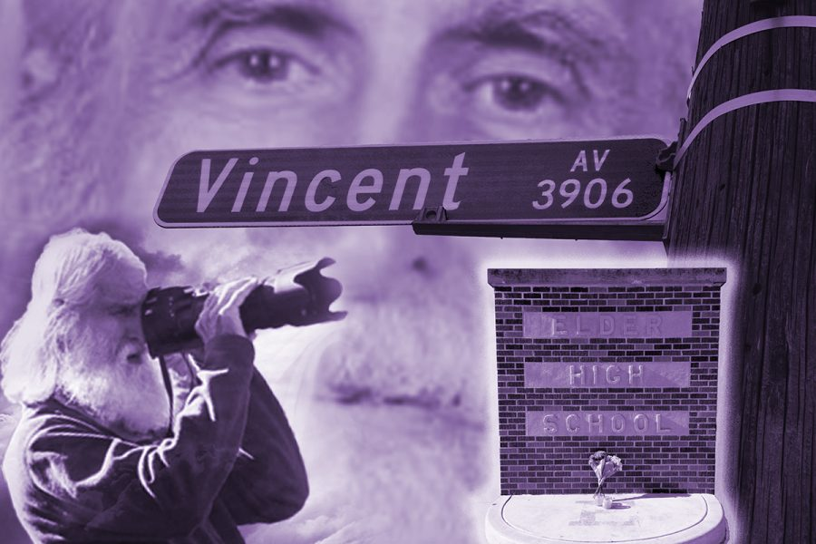 Vincent Ave to be renamed
