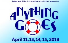 Anything Goes with the Seton-Elder spring musical