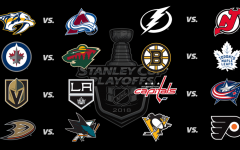 NHL Playoffs fire up