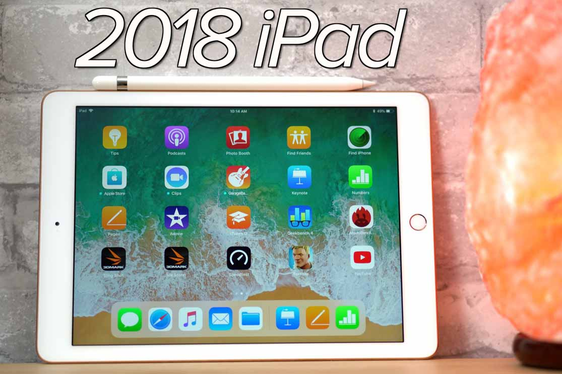 Apple just released their new and improved iPad at an affordable price.