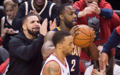 Celebrities love sports