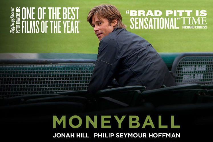 Moneyball goes to the old school ways of baseball